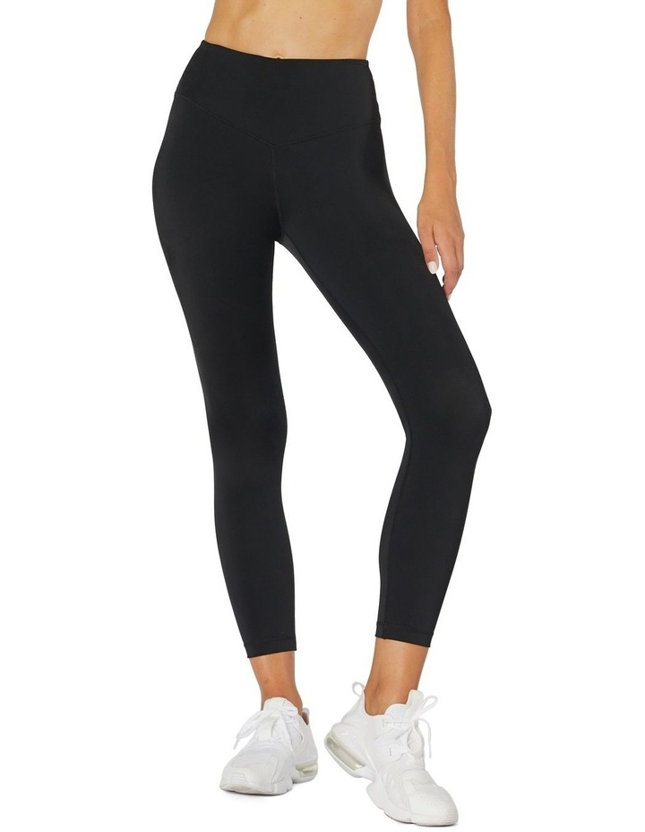 Rose Basics 7/8 Sports Leggings Black image 1
