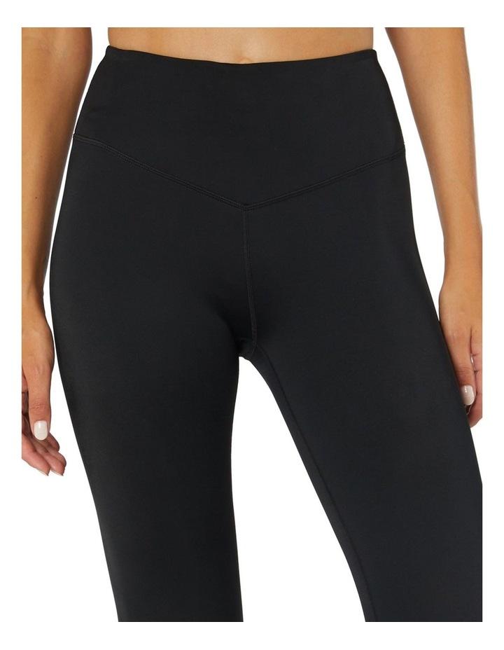 Rose Basics 7/8 Sports Leggings Black image 4