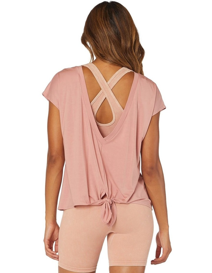 Eclipse Sports Top Pink image 3