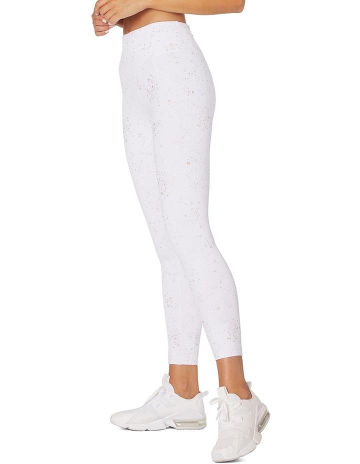 Open Air 7/8 High-Waisted Leggings White image 2