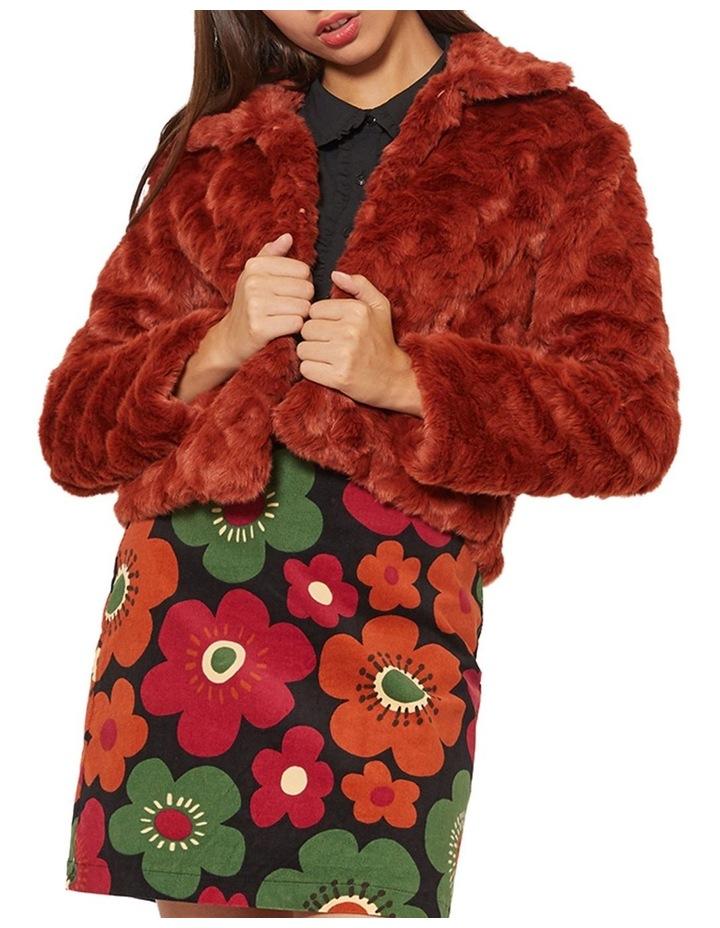 Penelope Fur Jacket image 1