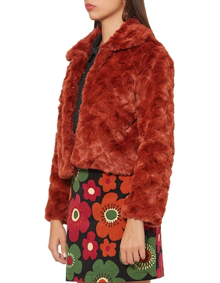Penelope Fur Jacket image 2