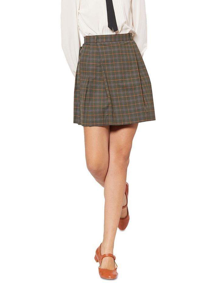 Nina Check Skirt image 1