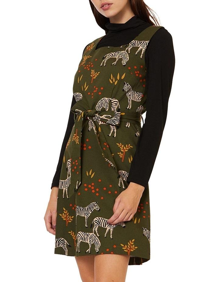 Zebra Dress image 2