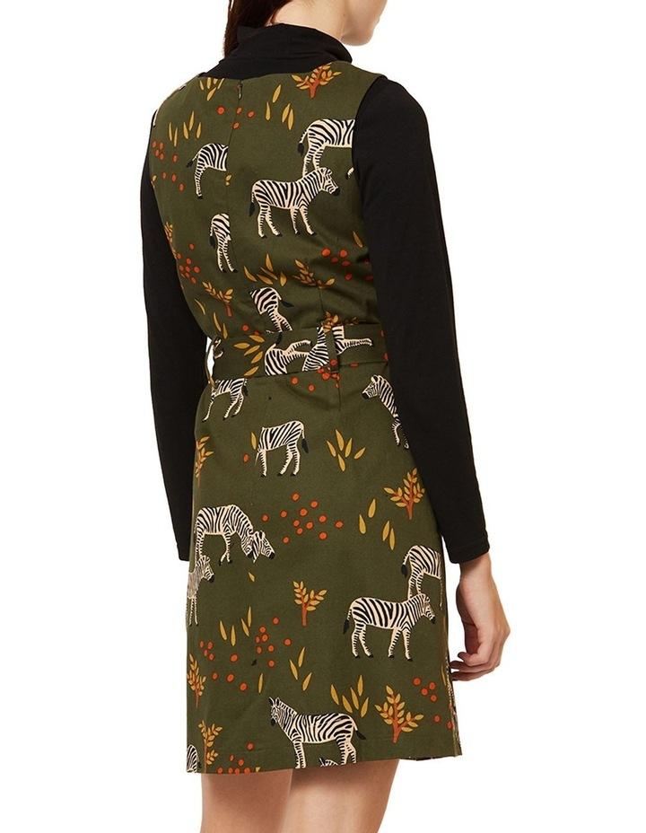 Zebra Dress image 3