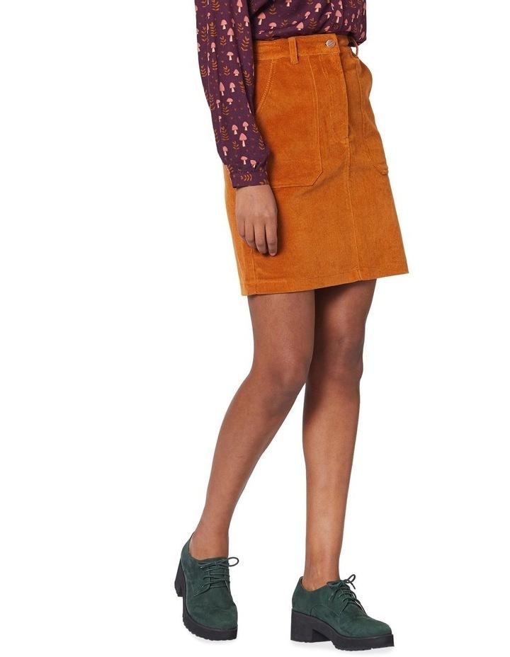 Bailey Cord Skirt image 2