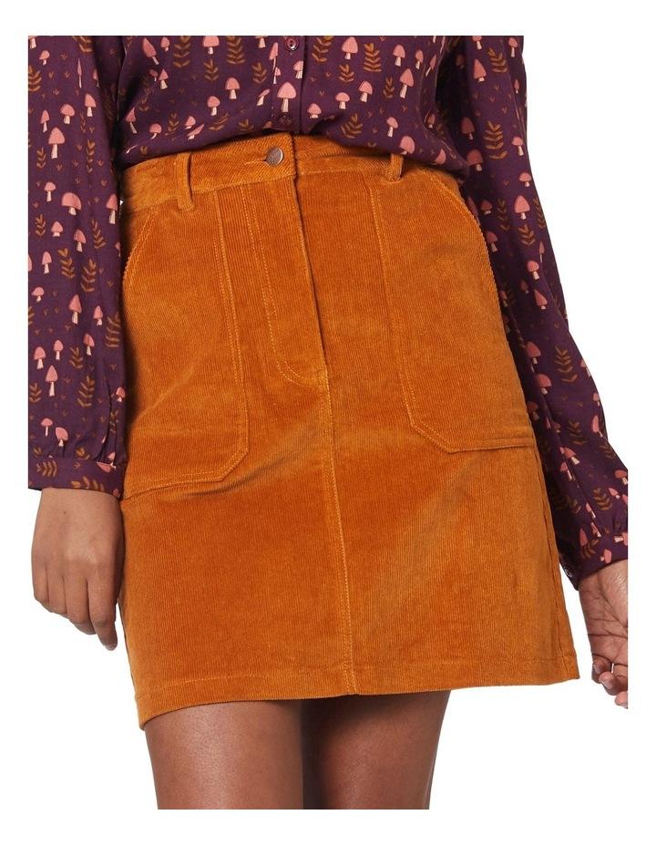 Bailey Cord Skirt image 4