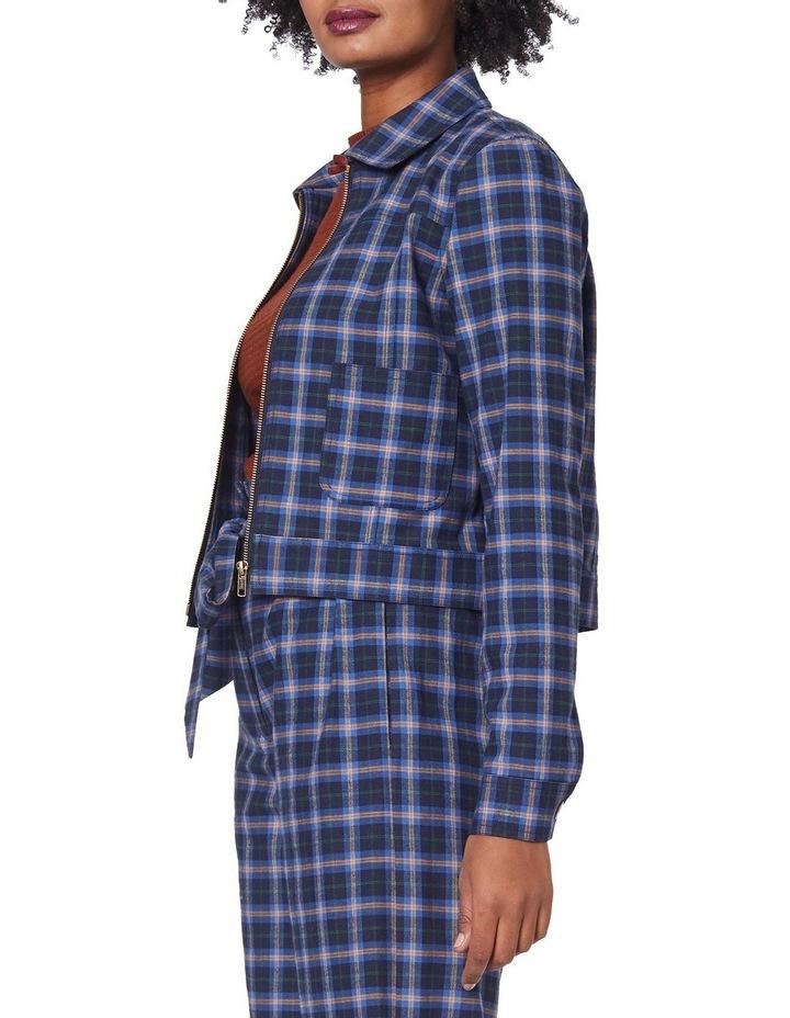 Chloe Check Jacket image 2