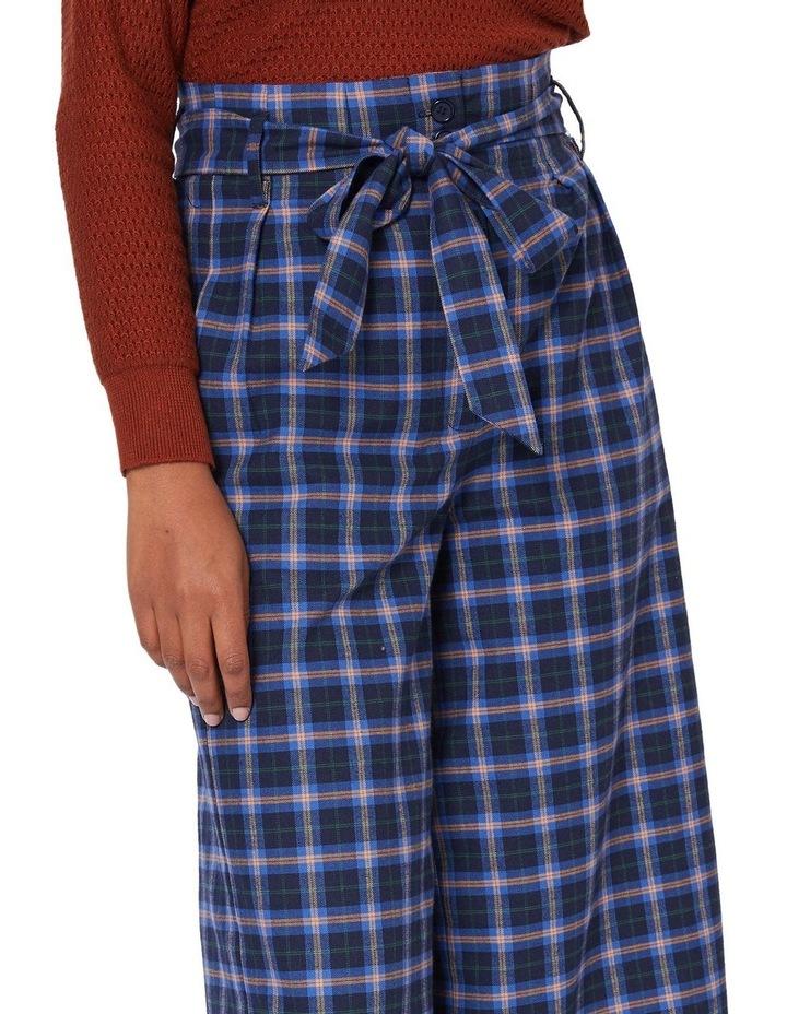 Chloe Check Culottes image 4