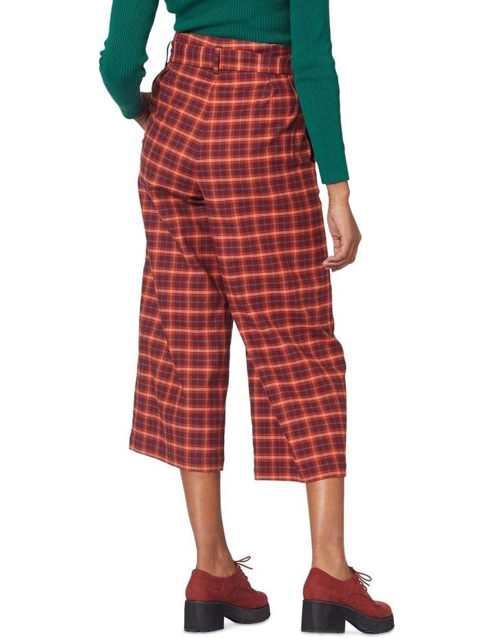 Chloe Check Culottes image 3