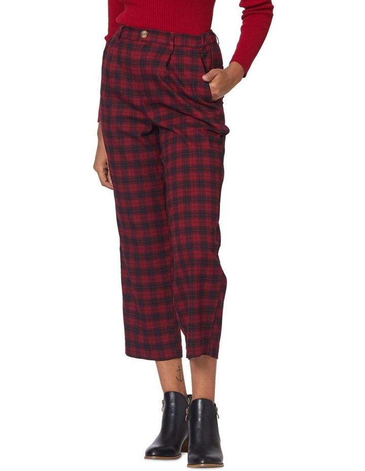 Tammy Tartan Pants image 1