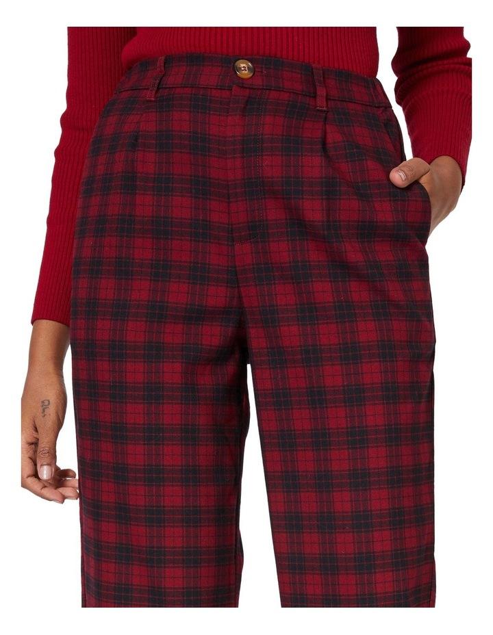 Tammy Tartan Pants image 4