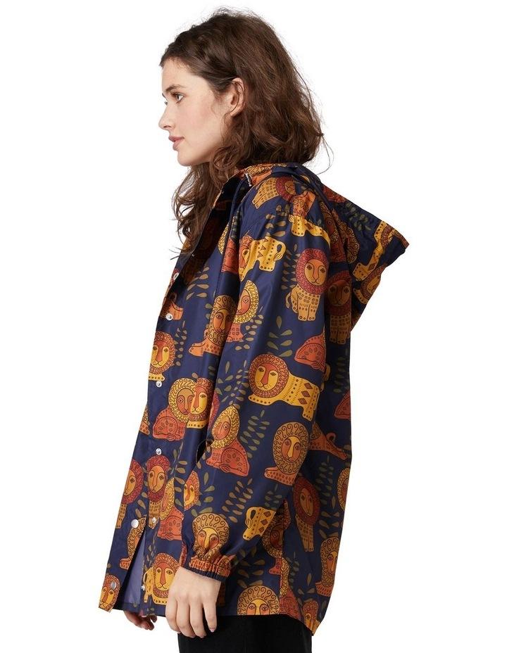 Leo Lion Raincoat image 2