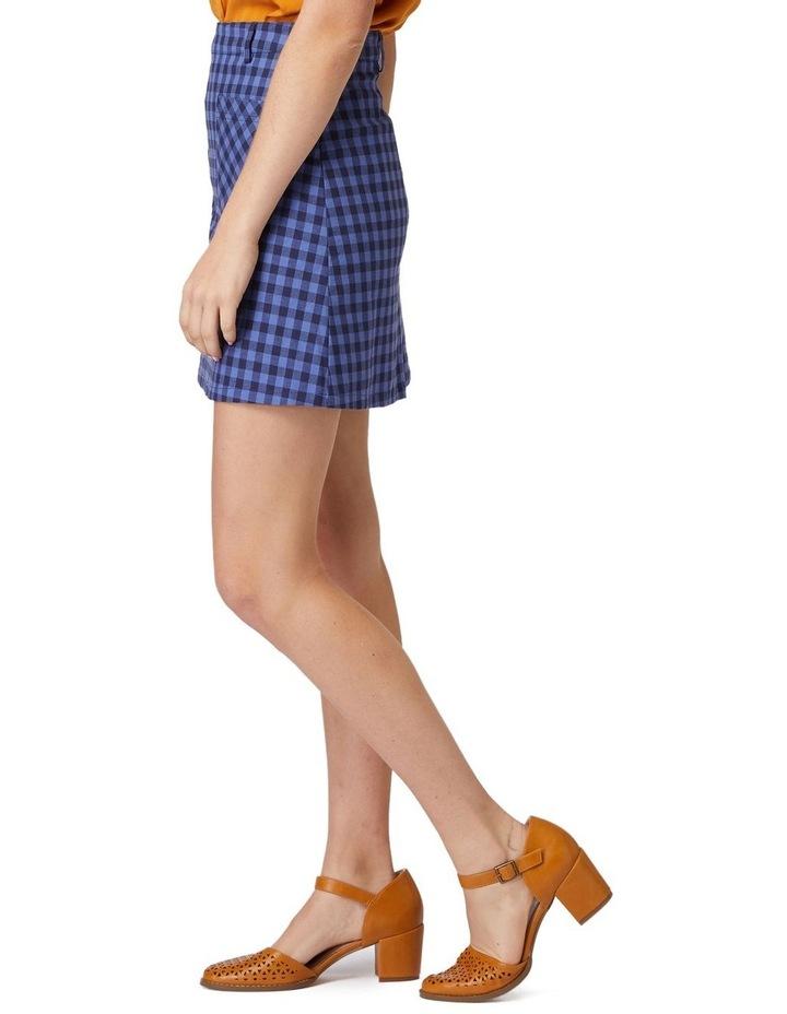 Jacky Check Skirt image 2