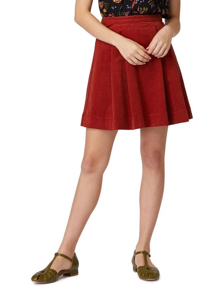 Nico Cord Skirt image 1
