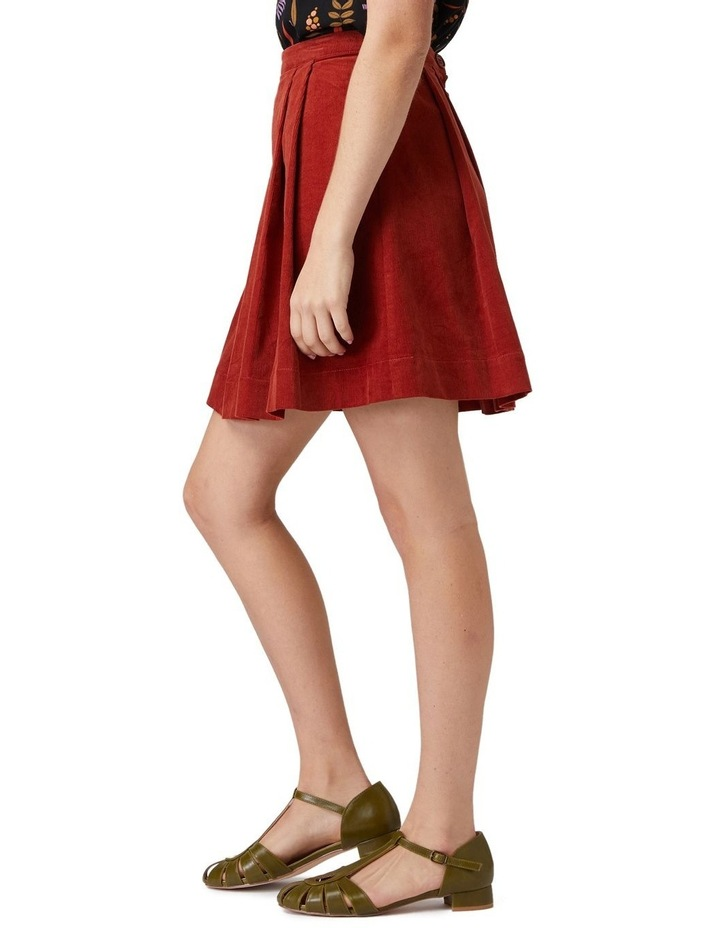 Nico Cord Skirt image 2