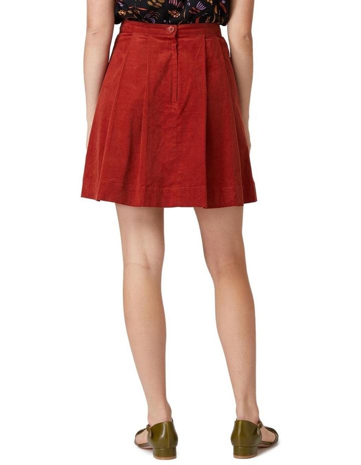 Nico Cord Skirt image 3