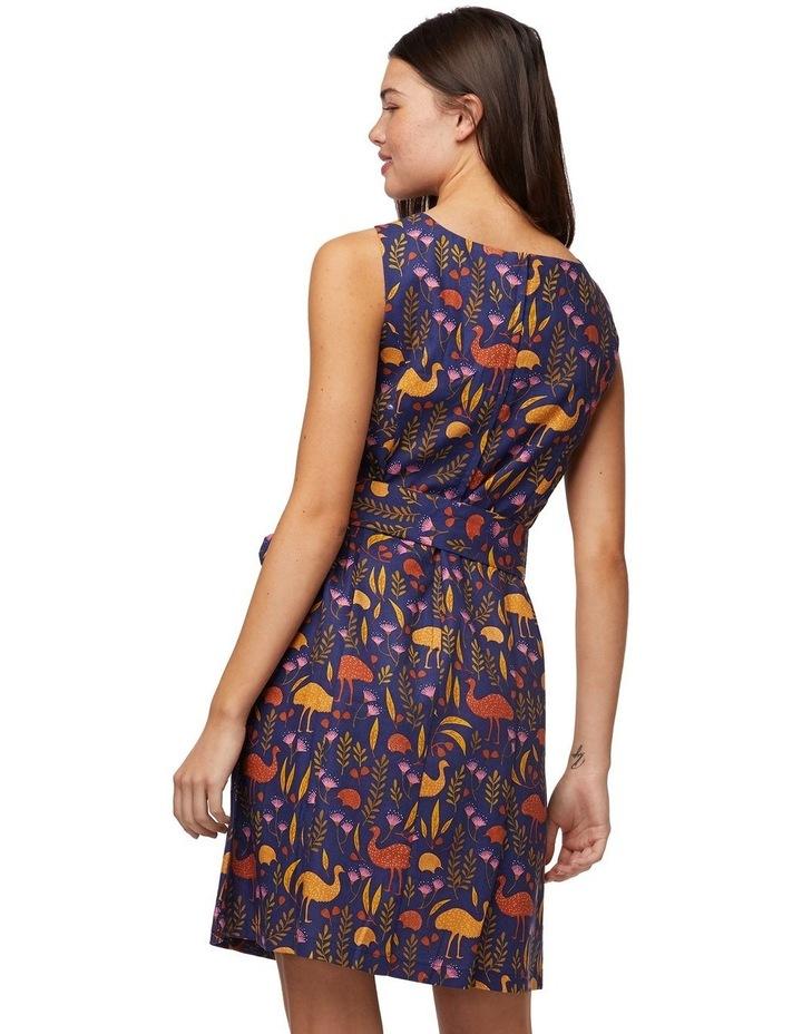 Emu & Echidna Dress image 3
