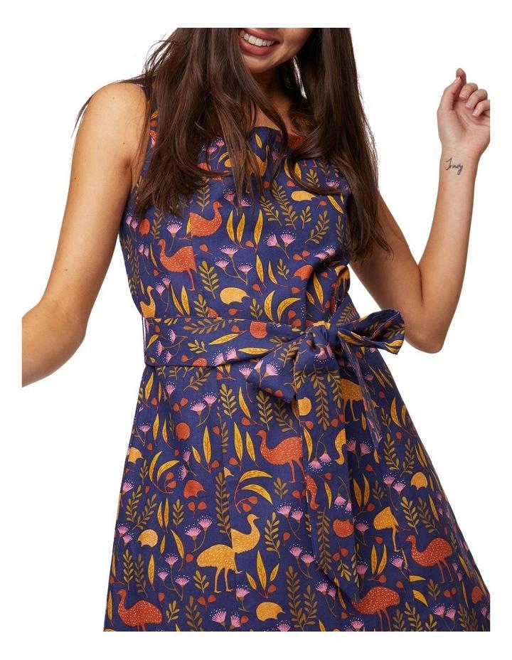 Emu & Echidna Dress image 4