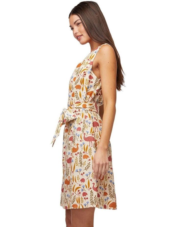Emu & Echidna Dress image 2