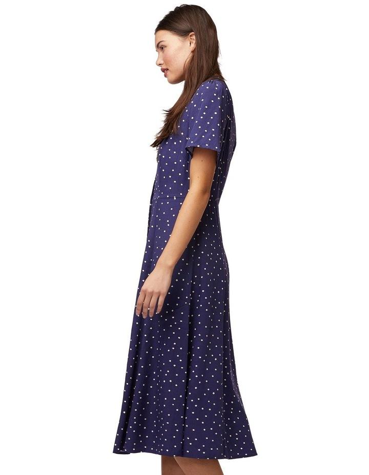 Indigo Spot Dress image 2