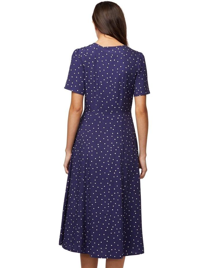 Indigo Spot Dress image 3