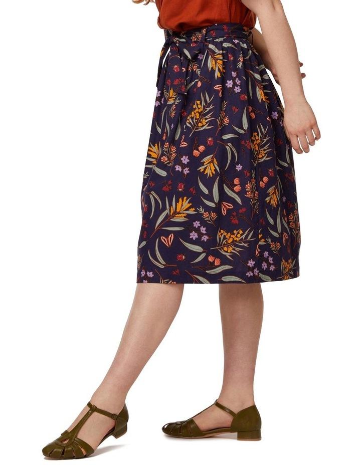 Golden Flora Skirt image 2