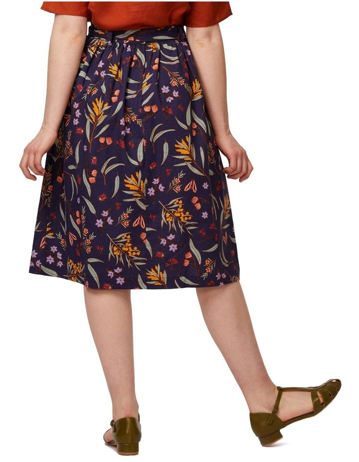 Golden Flora Skirt image 3