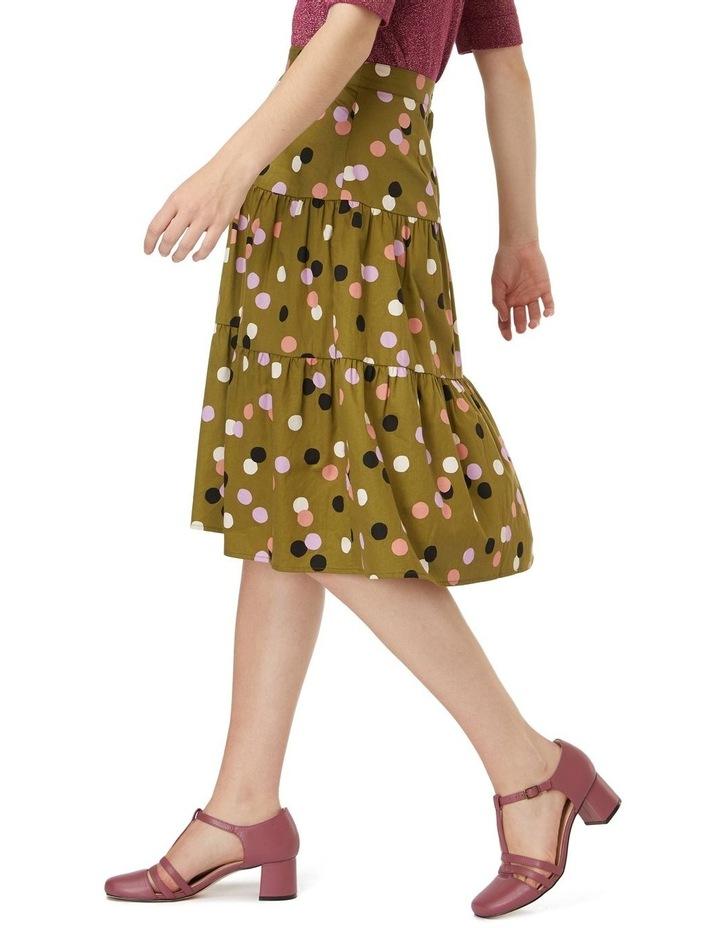 Nancy Spot Skirt image 2