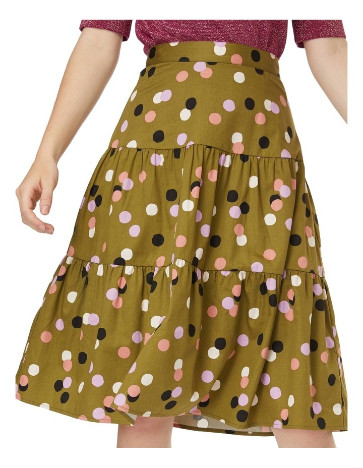 Nancy Spot Skirt image 4