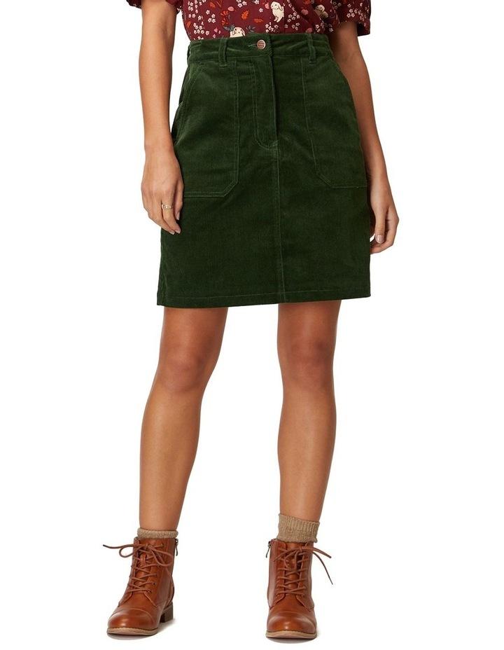Bailey Cord Skirt image 1