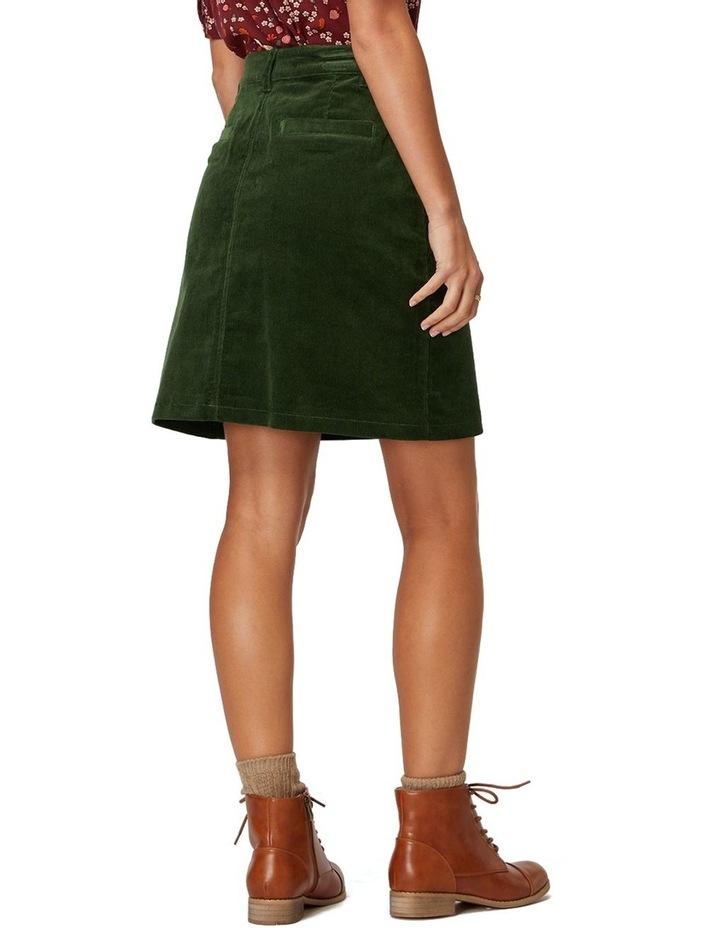 Bailey Cord Skirt image 3