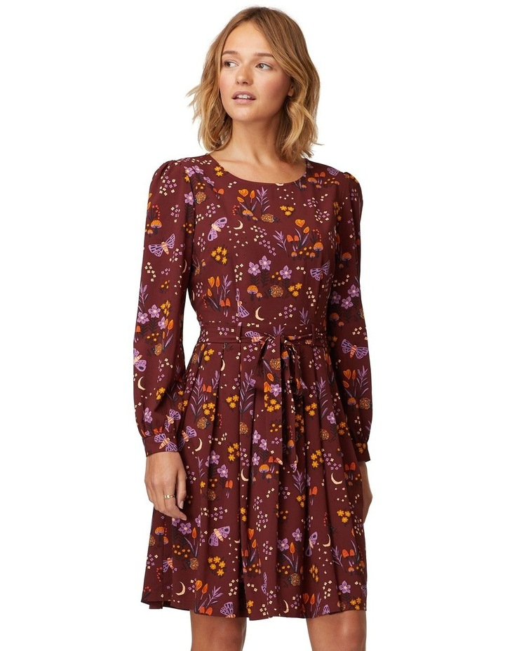 Nocturnal Garden Dress image 1
