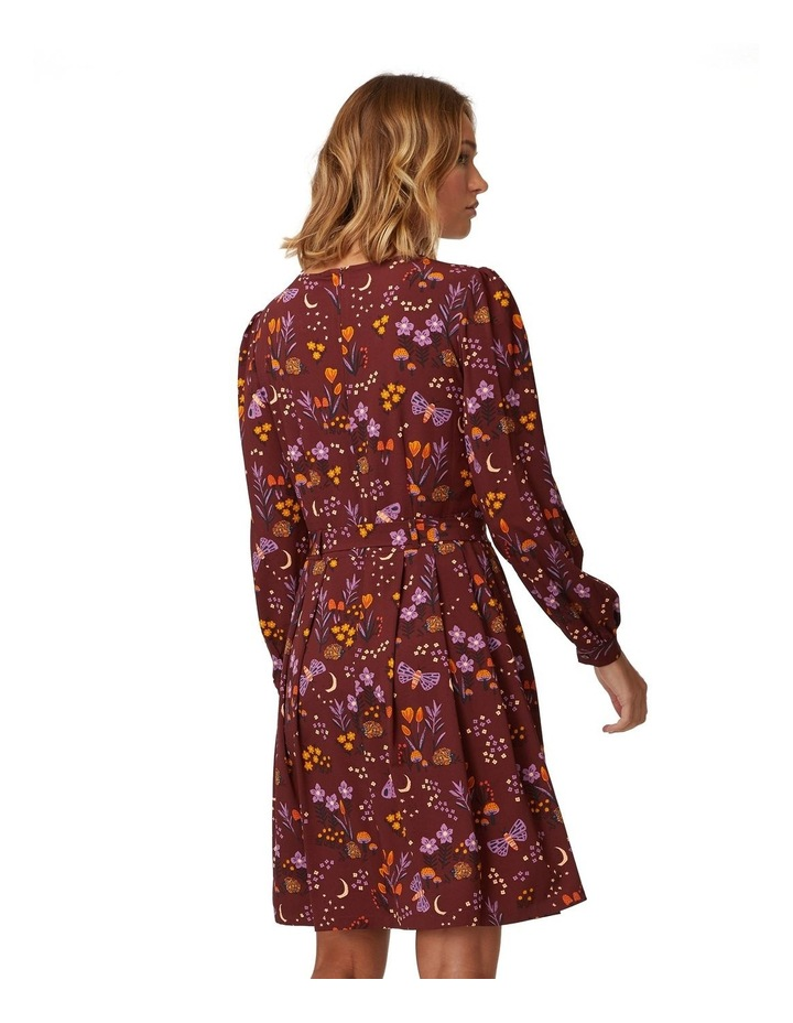 Nocturnal Garden Dress image 3
