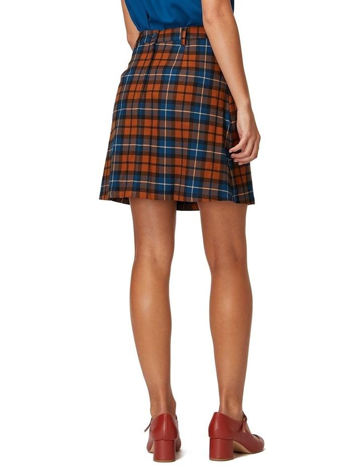 Georgie Check Skirt image 3