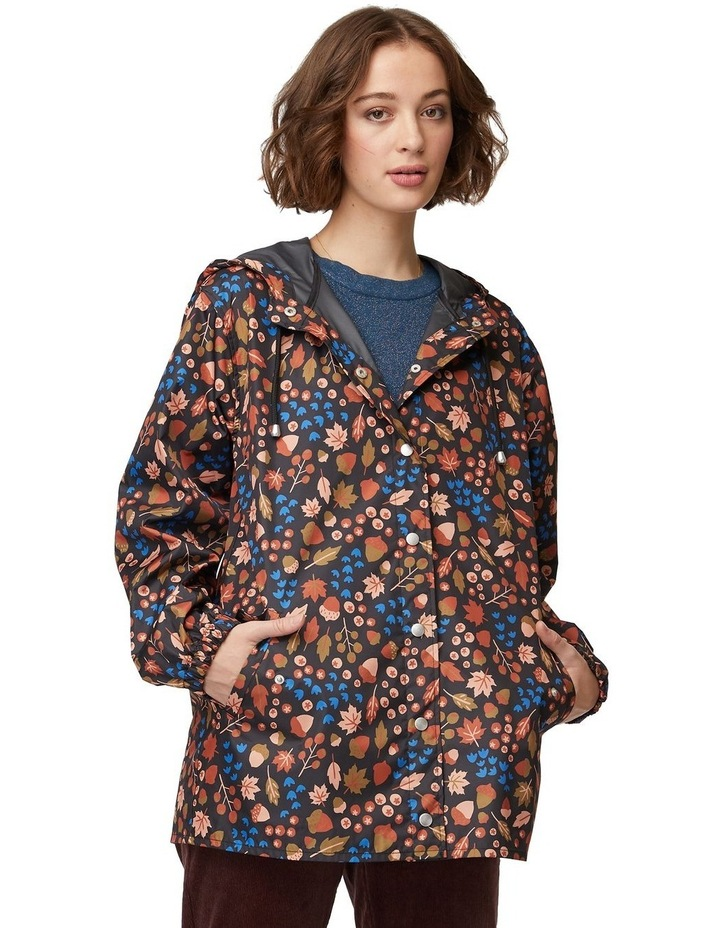 Autumn Day Raincoat image 1
