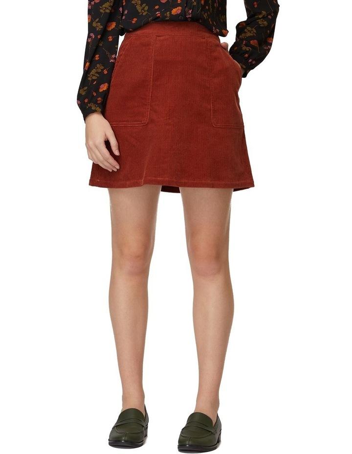 Jamie Cord Skirt image 1