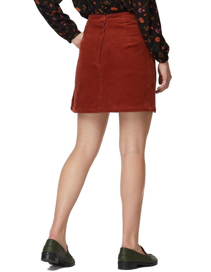 Jamie Cord Skirt image 3