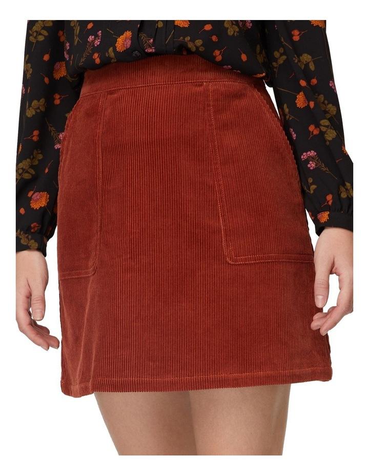 Jamie Cord Skirt image 4