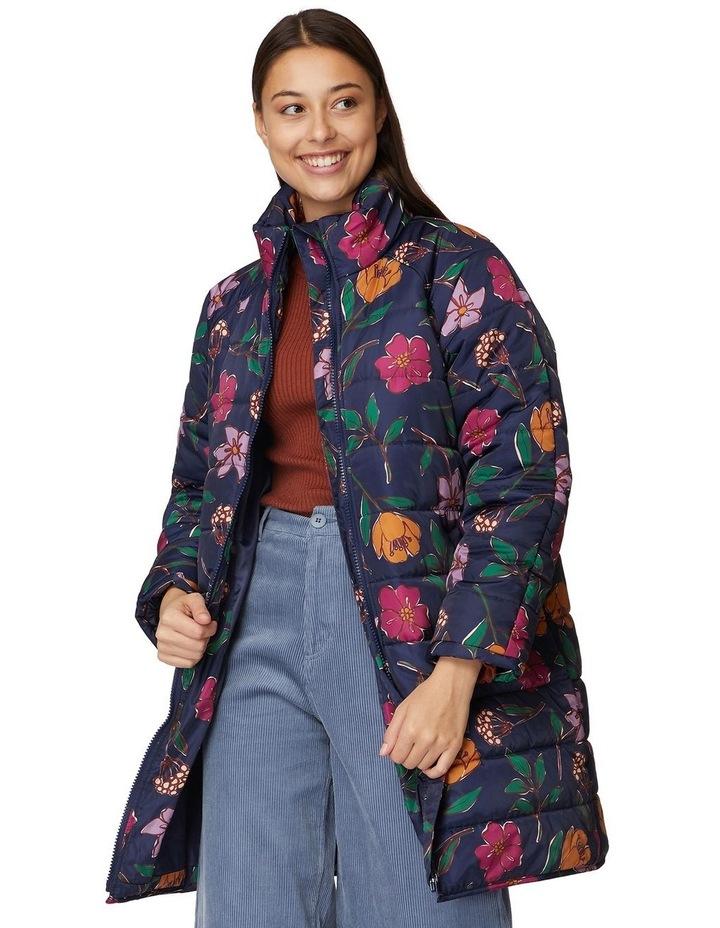 Olivia Long Puffer Jacket image 1