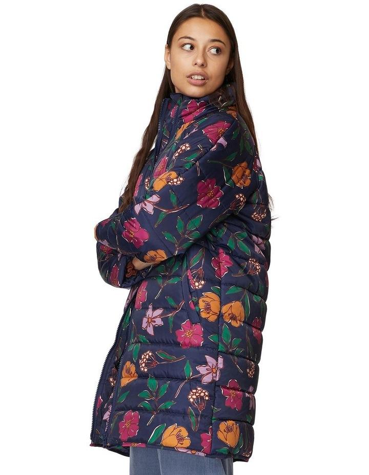 Olivia Long Puffer Jacket image 2