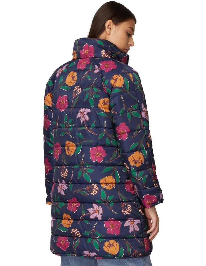 Olivia Long Puffer Jacket image 3