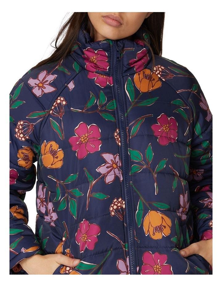 Olivia Long Puffer Jacket image 4