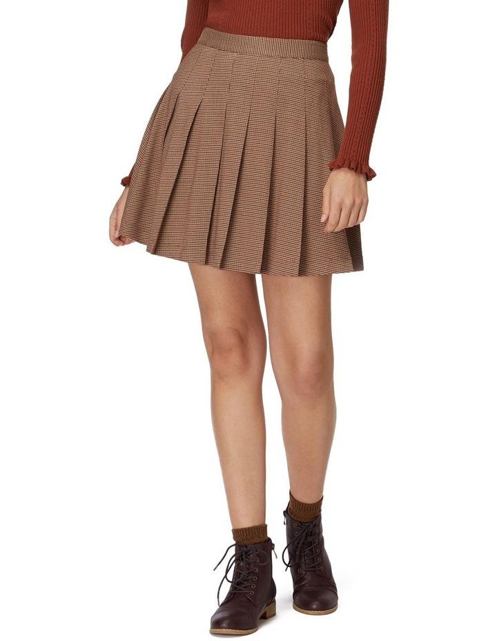 Evie Check Skirt image 1
