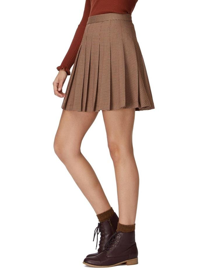 Evie Check Skirt image 2