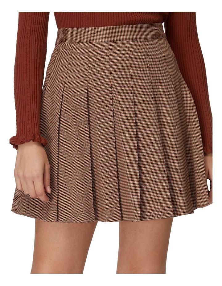 Evie Check Skirt image 4