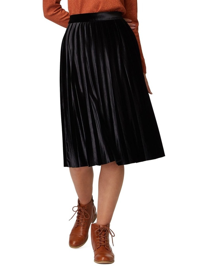 Mia Pleated Skirt image 1