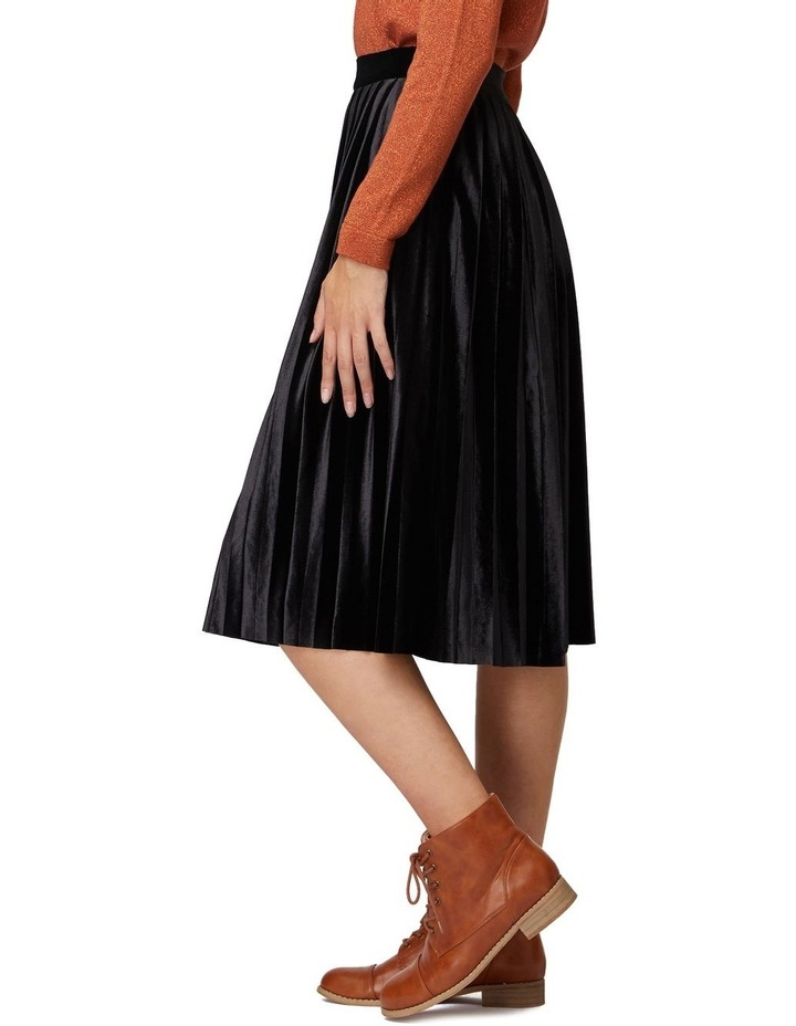 Mia Pleated Skirt image 2