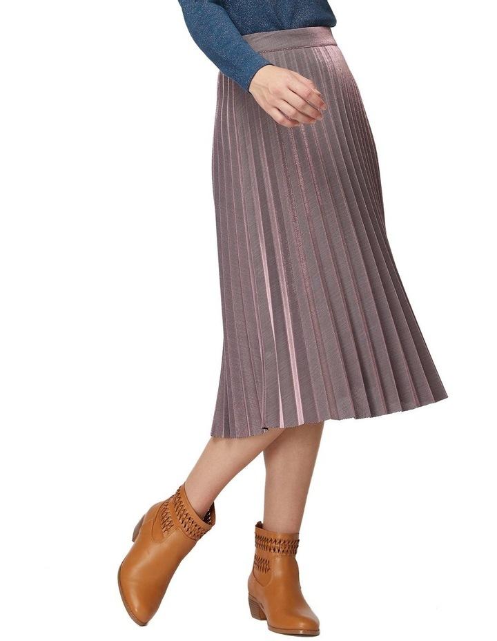 Naomi Pleated Skirt image 1