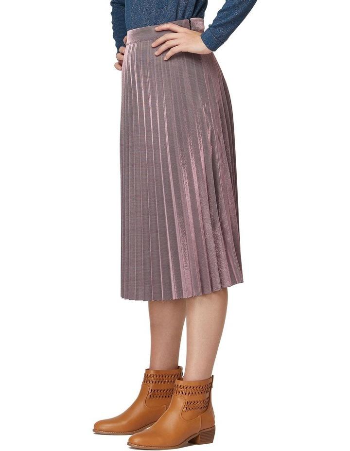 Naomi Pleated Skirt image 2